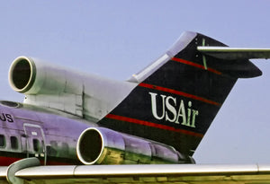 USAir Boeing 727 Tail (PMCT4001)