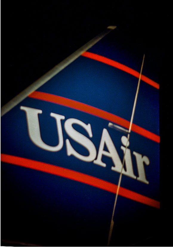 USAir Airlines Tail Logo (PMCT4004)