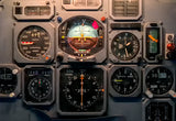 L-1011 Captain Cockpit Panel (PMCT4029)