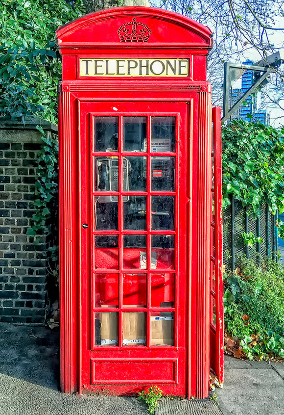London Phone Booth  (PMD10008)