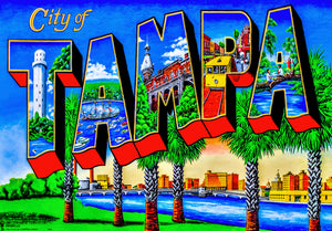 City of Tampa Sign (PMD10011)