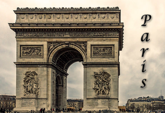 Arc de Triumphe Paris (PMD10026)