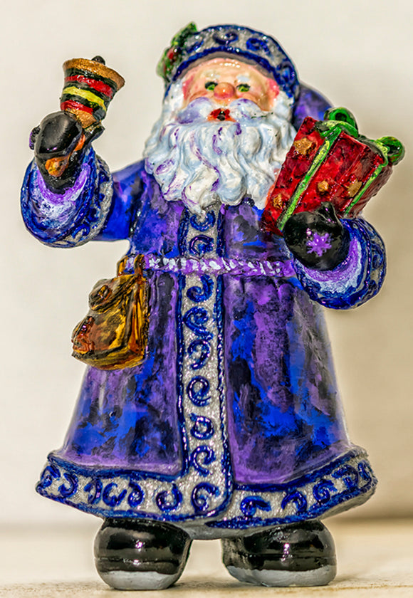 Santa Claus with Bell (PMH11022)