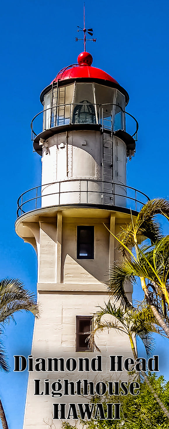Diamond Head, Hawaii Lighthouse (PML4755)