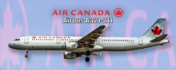 Air Canada Airlines Airbus A321 (PMT1503)
