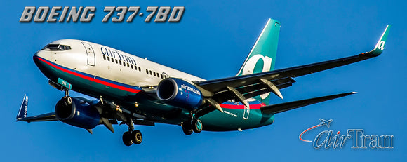 AirTran Airways Boeing 737-7BD (PMT1507)