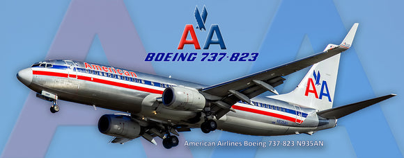 American Airlines Legacy Boeing 737-800 (PMT1512)