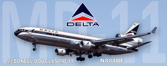 Delta Air Lines MD11 (PMT1526)