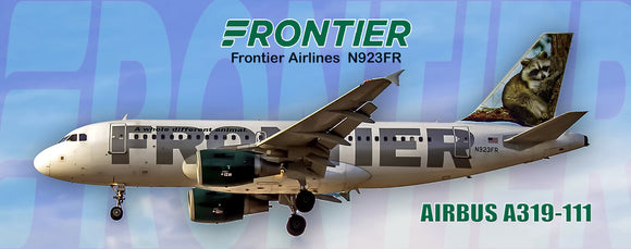 Frontier Airlines Airbus A319 (PMT1532)