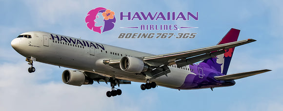 Hawaiian Airlines Boeing 767-3G5 (PMT1533)