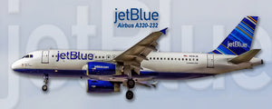 JetBlue Airways Airbus A320 (PMT1535)