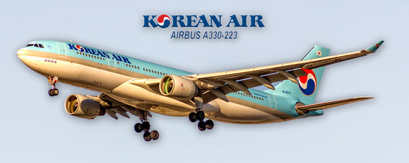 Korean Air Airbus A330-223 (PMT1536)
