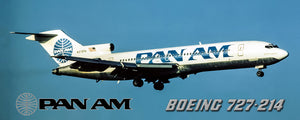Pan Am Airlines Boeing 727-200 (PMT1538)
