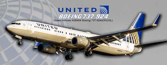 United Airlines 2011 Colors Boeing 737-924 (PMT1553)