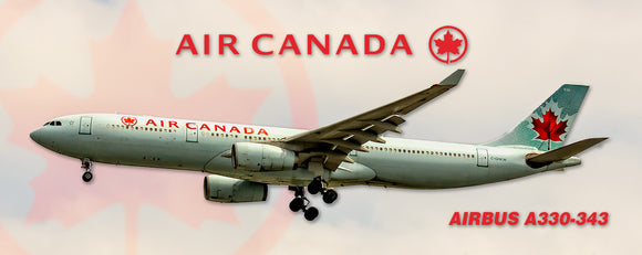 Air Canada Airlines Airbus A330 (PMT1575)