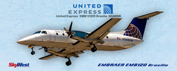 United Express Airlines EMB-120ER (PMT1589)