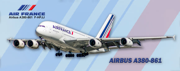 Air France Airbus A380-861 (PMT1597)
