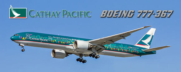 Cathay Pacific Airlines Boeing 777 (PMT1601)