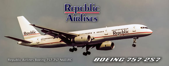 Republic Airlines Boeing 757 (PMT1609)