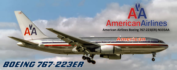 American Airlines Legacy Boeing 767-223ER (PMT1627)
