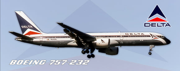 Delta Air Lines 1980 Colors Boeing 757-232 (PMT1634)