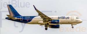 "JetBlue Airways ""Fly-Fi"" Airbus A320 (PMT1670)"