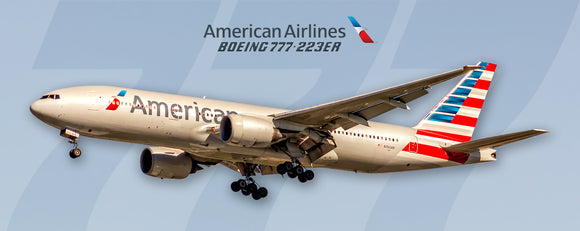 American Airlines Boeing 777-223 (PMT1687)