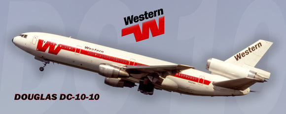 Western Airlines DC-10 (PMT1689)