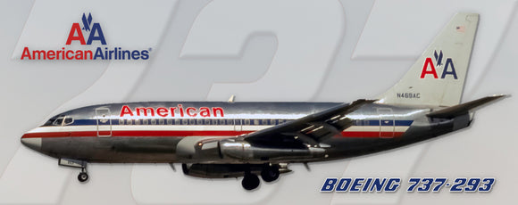 American Airlines Boeing 737-293 (PMT1708)