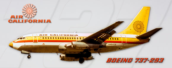 Air California Boeing 737-293 (PMT17090)
