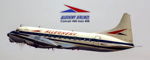Allegheny Airlines Convair 440 (PMT1715)