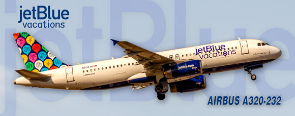 JetBlue Airways A320 Vacation Colors (PMT1727)