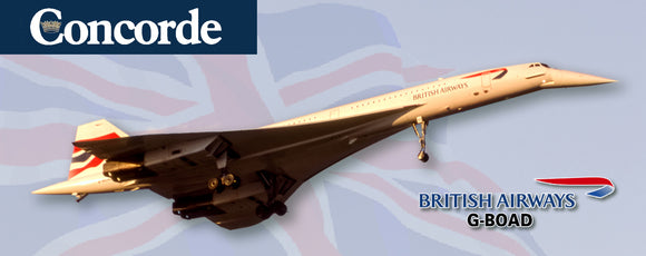 British Airways Concorde  (PMT1748)