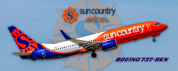 Sun Country Airlines Boeing 737-8KN (PMT752)