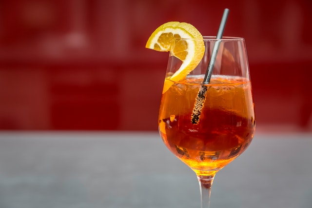 Spring Activities Guide: Aperol Spritz