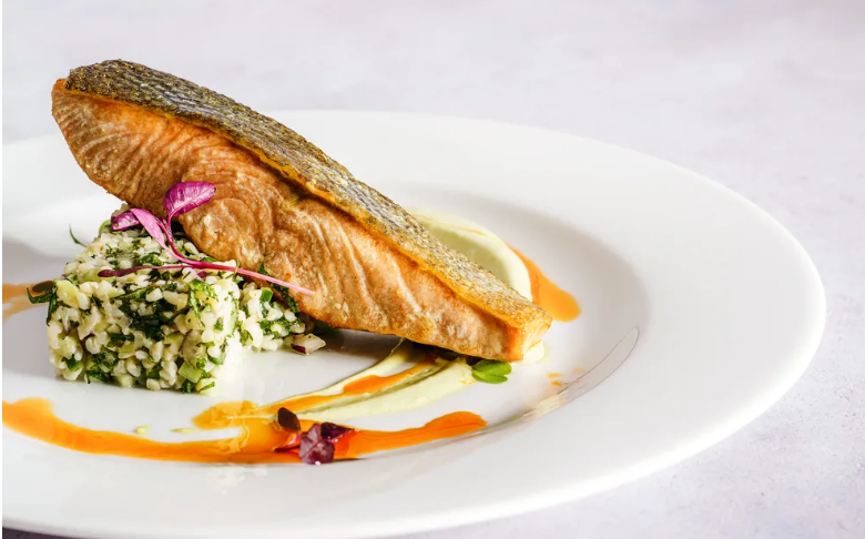 Valentine's Day Dinner at Home: Our How-To Guide- Salmon Recipe