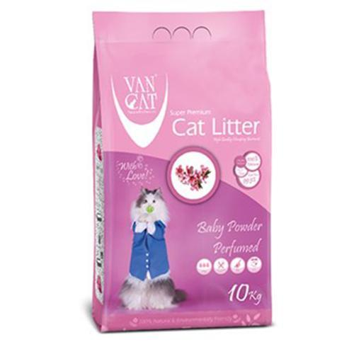 VanCat Cat Litter - Baby Powder Scented