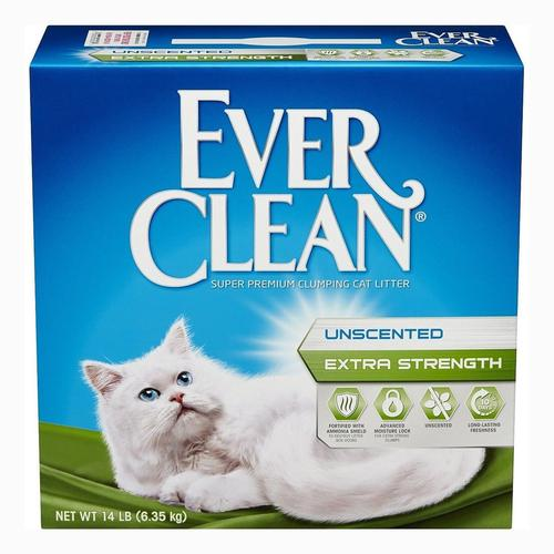 Ever Clean Cat Litter - Extra Strength