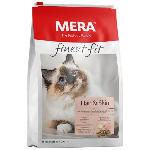 MERA finest fit Hair & Skin Dry food for cats with skin or coat problems