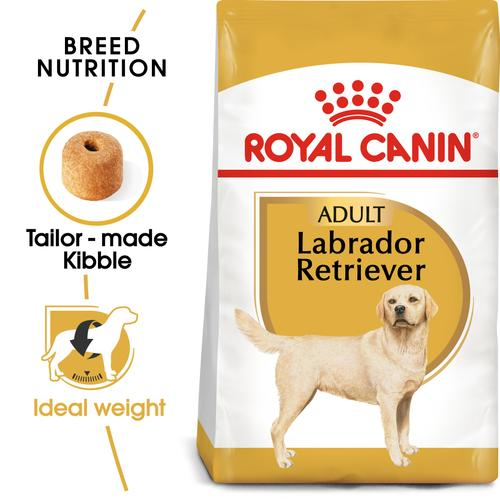 Royal Canin Labrador Retriever Adult - Dry food for adult dogs over 15 months