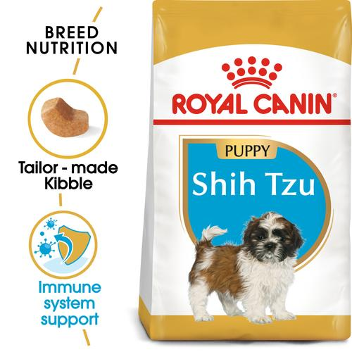 Royal Canin Shih Tzu Puppy - Dry food for puppies up to 10 months old