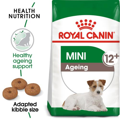 Royal Canin Mini Ageing 12+ - Dry food for small dogs up to 10 KG - over 12 years