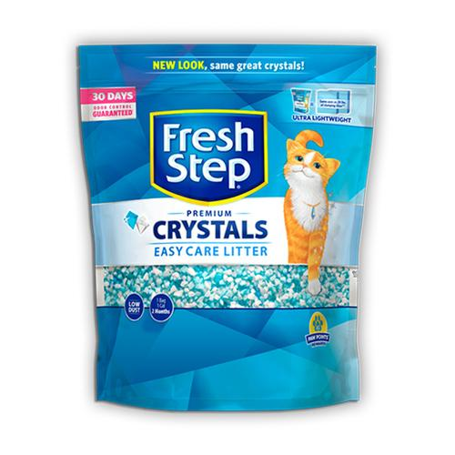 Fresh Step Cat Litter - Crystals