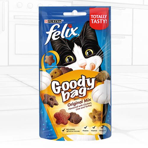 FELIX® Goody Bag Original Mix Cat Treats