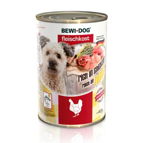 Bewi Dog With Chicken