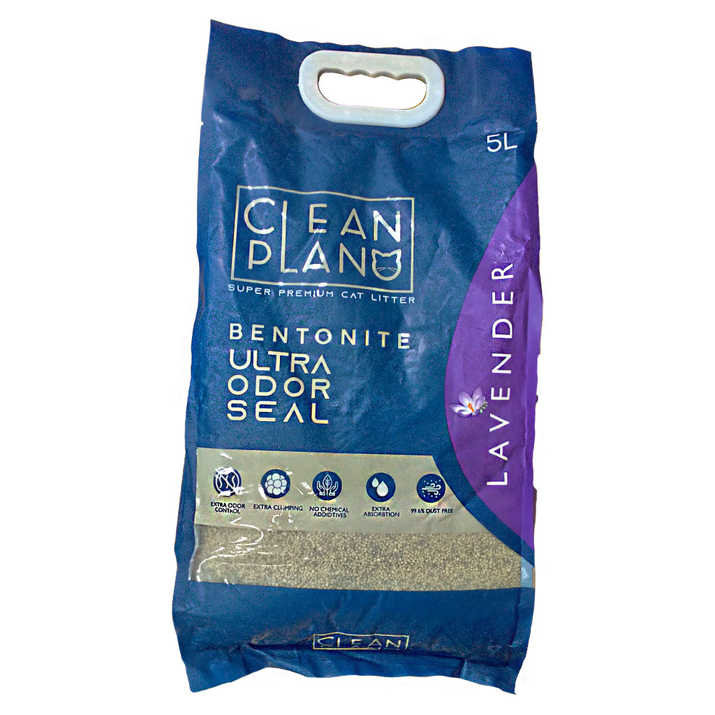 Clean Plan clumping litter 5L