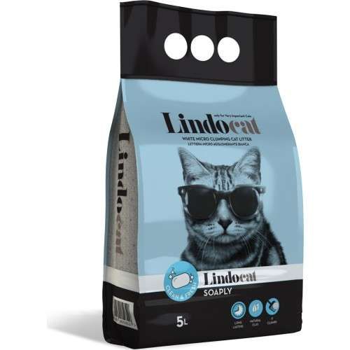 Lindo Cat Clumping Litter 5L