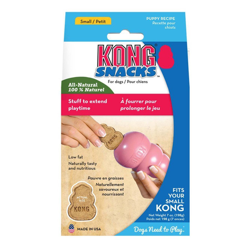 KONG®Snacks Puppy for Small KONG - Chicken & Rice