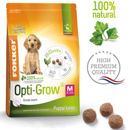 Fokker Dog Opti-Grow M