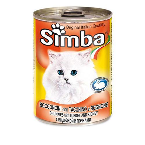 Simba Chunkies with Chicken & Turkey - wet dog food